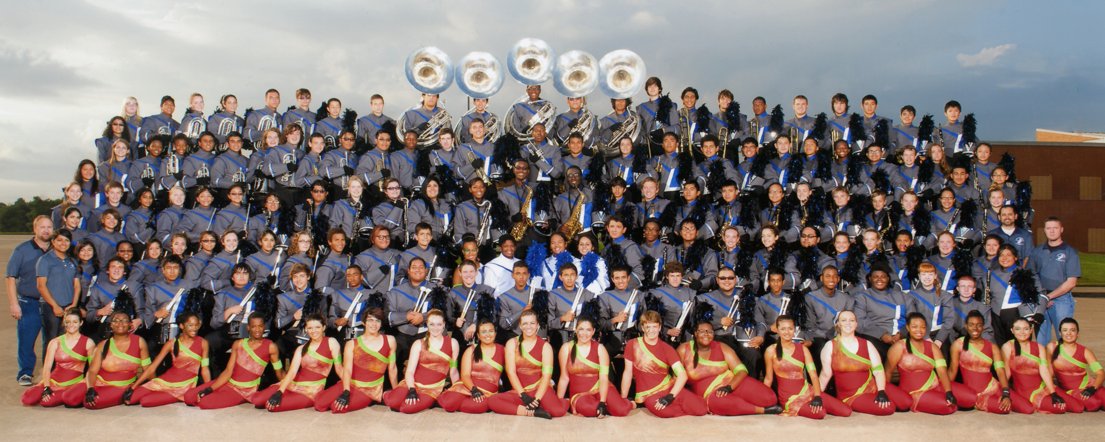 School Band will perform at the Alamo Bowl, Dec. 30, in San Antonio